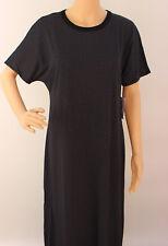 XL XLarge LuLaRoe Maria Dress Noir Blanc White Black Polka Dots SOFT Stretchy 03