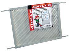 """PrimeLine Grey Door Grill 34-1/2' X 20"""", Fits door size 30, 32, & 36"""" - 6 Pack"""