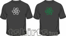 Graphic Tee 100% Cotton Geek & Nerd T-Shirts for Men