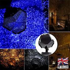 Projector Laser Night Light Lamp Astro Star Galaxy Master Sky Cosmos Xmas Lights