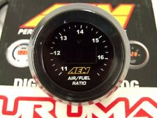 AEM 52MM WIDEBAND UEGO CONTROLLER AIR FUEL RATIO GAUGE
