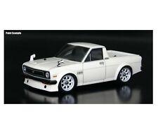 ABC True 1/10 Unpainted Datsun 1200 Ute 162mm CLEAR Body Cup Racer M05 #66042