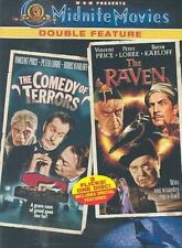 Comedy of Terrors Raven 0027616889010 DVD Region 1 P H