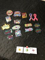 Girl Scout Lot- Badges, Patches, And Pins