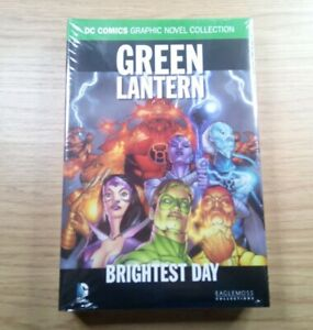 Eaglemoss DC Green Lantern Brightest Day - Hardcover NEW & SEALED