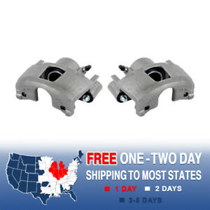 Front Brake Calipers For SKYLARK BERETTA CAVALIER ACHIEVA CALAIS GRAND AM