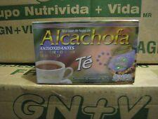 TE DE ALCACHOFA PIERDA PESO/ ARTICHOKE TEA LOSE WEIGHT GN +VIDA