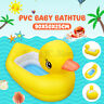 Baby Inflatable Bathtub Portable Thick Bathing Bath Tub for Kid Toddler