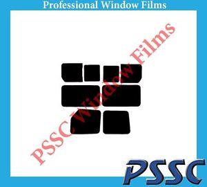 PSSC Pre Cut Rear Car Window Tint Films ForNISSAN NV 400 2015-2016