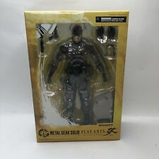 Play Arts Kai Metal Gear Solid Peace Walker Snake Sneaking Suit Version Rare USA