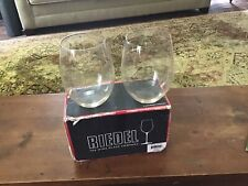 Set Pair of 2 RIEDEL O Cabernet / Merlot Used in Original Box