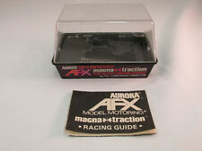 AURORA AFX #1974 FLAMETHROWER FERRARI 512M BOX W/LABEL W/CAR PLATFORM ~ VN/EXC!
