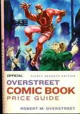 2007 OVERSTREET COMIC BOOK PRICE GUIDE #37 softcover J.K. Snyder DAREDEVIL cover