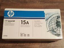 HP C7115A (15A) - BLACK Toner for LaserJet 1000 / 1200 / 3300 / 3380 - GENUINE