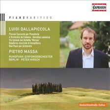 Piano Rarities: Piccolo Cto Per Piano Forte E Orch, New Music