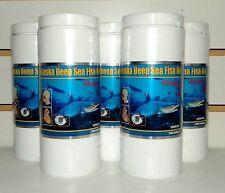 5 X Bottles Ocean Omega-3 Alaska Deep Sea Fish Oil 200 softgels 阿拉斯加深海鱼油