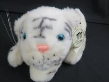 NEW MIRAGE HOTEL AND CASINO SIEGFRIED AND ROY ROYAL WHITE TIGER CUB PLUSH LOVEY