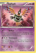 POKEMON B&W EMERGING POWERS - SIGILYPH 41/98