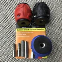 Archery Stabilizer Ball Recurve Compound Bow Riser Balance Bar Shock Absorber