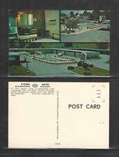 1970s E-Town Motel Elizabethtown Kentucky Postcard