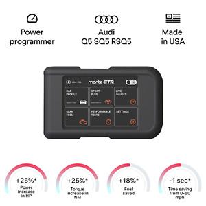 Audi Q5 SQ5 RSQ5 smart tuning chip box power programmer performance race tuner