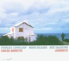 CARLOS BARRETTO - LOKOMOTIV * NEW CD