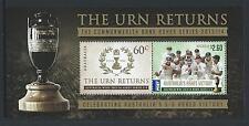 AUSTRALIA 2014 The Urn Returns Minisheet MNH
