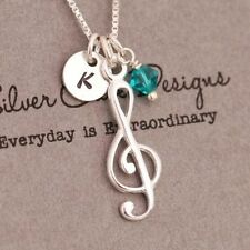 Crystal Music Costume Necklaces & Pendants