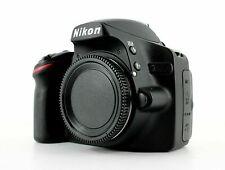 Nikon D3200 24.2 MP fotocamera Reflex Digitale-Nero x