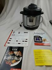 Muti-Use Programmable Pressure Cooker 3 Qt Mini Instapot