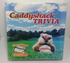 Caddyshack Trivia Game - Test Your Knowledge of this Classic Movie - NIB SEALED!