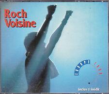 2 CD PICTURE 21T DANS GROS BOITIER (FAT BOX) ROCH VOISINE EUROPE TOUR DE 1992