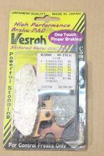 Plaquettes Frein Avant VESRAH VD-252JL pour YAMAHA XT400E XT600E XTZ660 / TZR50