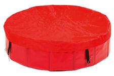 Karlie Doggy Pool Schutzabdeckung Wasserspielzeug für Hunde 120 cm rot