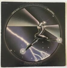"JEFFERSON STARSHIP - Dragon Fly - Original 12"" Vinyl Lp Album"
