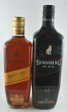 Bundaberg Rum Old Black Label One Litre, Select Vat 114