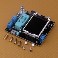 TFT GM328 Transistor Tester Diode LCR ESR meter PWM Square wave Voltmeter   KQ