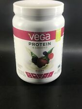 Vega Protein & Greens Berry 18.4 oz. Approx. 18 servings 5/20