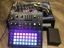novation circuit mono station Analog Synthesizer / Sequenzer - Fehlkauf