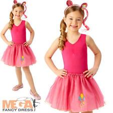 Pinkie Pie Niñas Vestido de fantasía de mi pequeño Pony Para Niños Niños Disfraz Tutu Set Nuevo