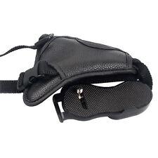 Triangle Leather Hand Grip Wrist Strap fr Sony Canon SLR DSLR Camera Universal
