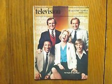 Aug-1981 St. Louis Post-Dispatch TV Magaz(REAL PEOPLE/SARAH PURCELL/JOHN BARBOUR