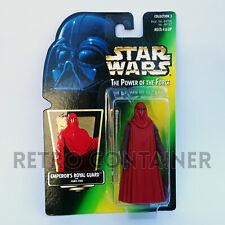 VINTAGE Star Wars Riproduzione repliche d/'armi gli imperatori Guardia Reale personale