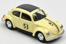 Vw Volkswagen Coccinelle 1303 Beetle Herbie 1973 #53 1 64 NOREV