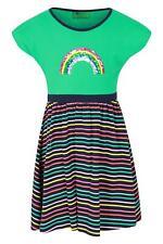 Mountain Warehouse Kids Poppy Girl Dress 100% Cotton Summer Dresses