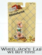 Pound Puppies Miniature The Nose News 7815 MOSC Tonka Employee Owned 1986