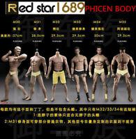 1/6 TBLeague PHICEN  M30 M31 M32 M33 M34 M35 Male Body 12'' Figure Toys