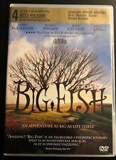 Big Fish (DVD, 2004)