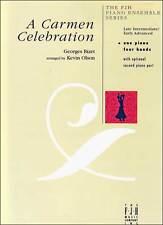 Carmen Celebration, A - Piano Duet