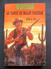Western N°105 Collection Le Masque /Le Ranch de Millie Vaughan /Gilles a.Lutz